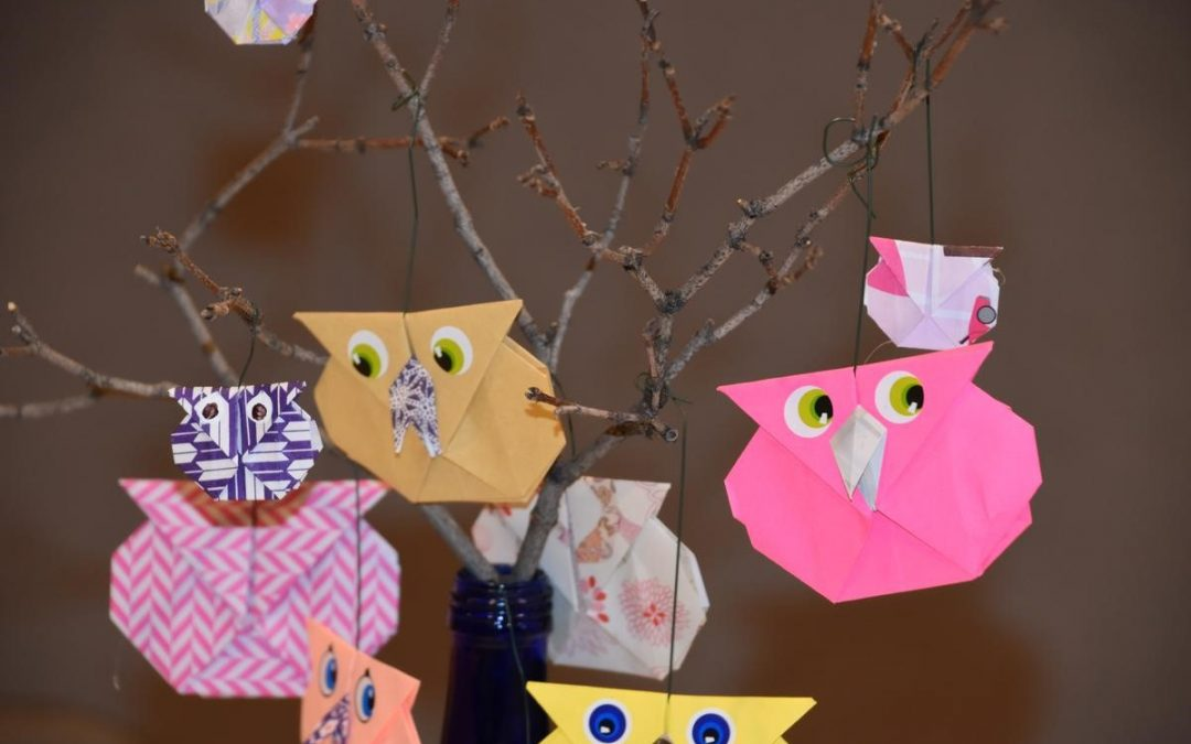 Origami Owls as Therapy for Sexual Harassment Victims