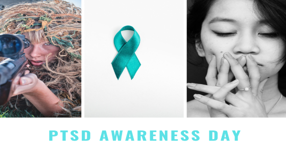 Post-Traumatic Stress Disorder Awareness Day