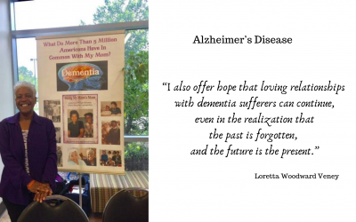Alzheimer's Disease: More Than Just a Loss of Memory