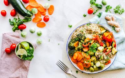A Healthier Eating Plan: The Mediterranean Diet