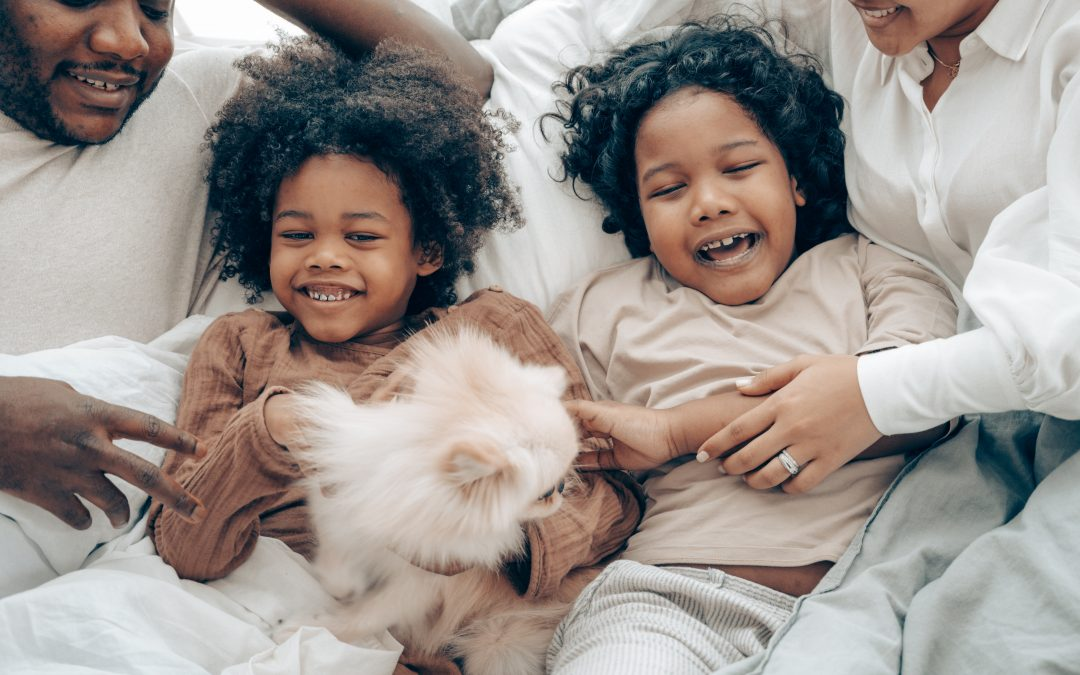 6 Parenting Tips to Adjust to Your New Normal