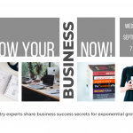 Meet the Industry Experts of Grow Your Business Now!