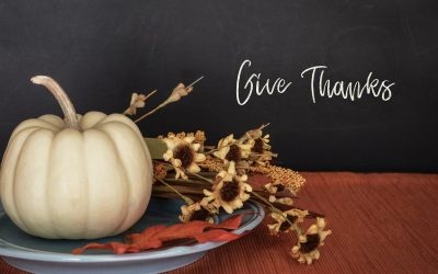 Relishing the Joys of Thanksgiving