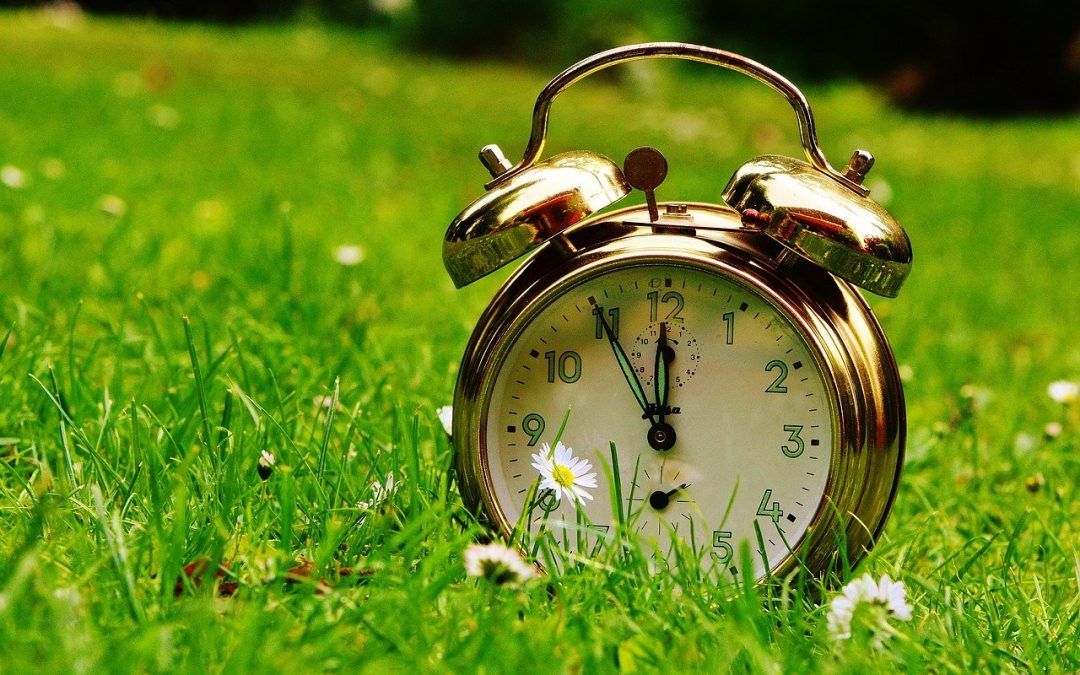 Daylight Savings Time and How to Prevent that Spring-Forward Grogginess