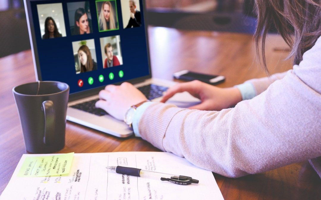 How to Deal with Zoom Fatigue From Those Countless Online Meetings