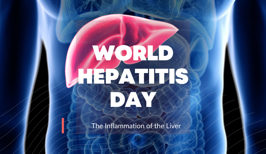 Hepatitis Can't Wait! on This World Hepatitis Day 2021