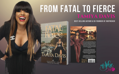 After a Life-Altering Accident, Tamiya Davis is the Very Definition of Fierce