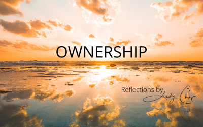 Reflections by Lady Chap: Ownership