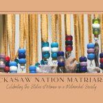 Much Respect to the Powerful Matriarchs of the Chickasaw Nation
