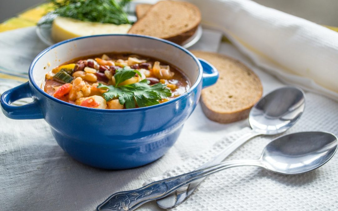 Pull Out Your Dutch Oven for 3 Delicious Dishes of Chili, Soup and Stew